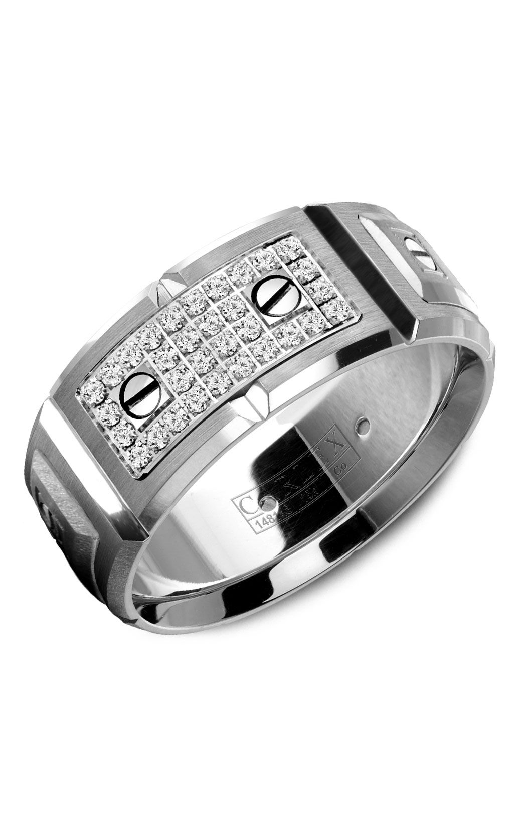 Carlex Sport Men's Wedding Band WB-9793WC product image