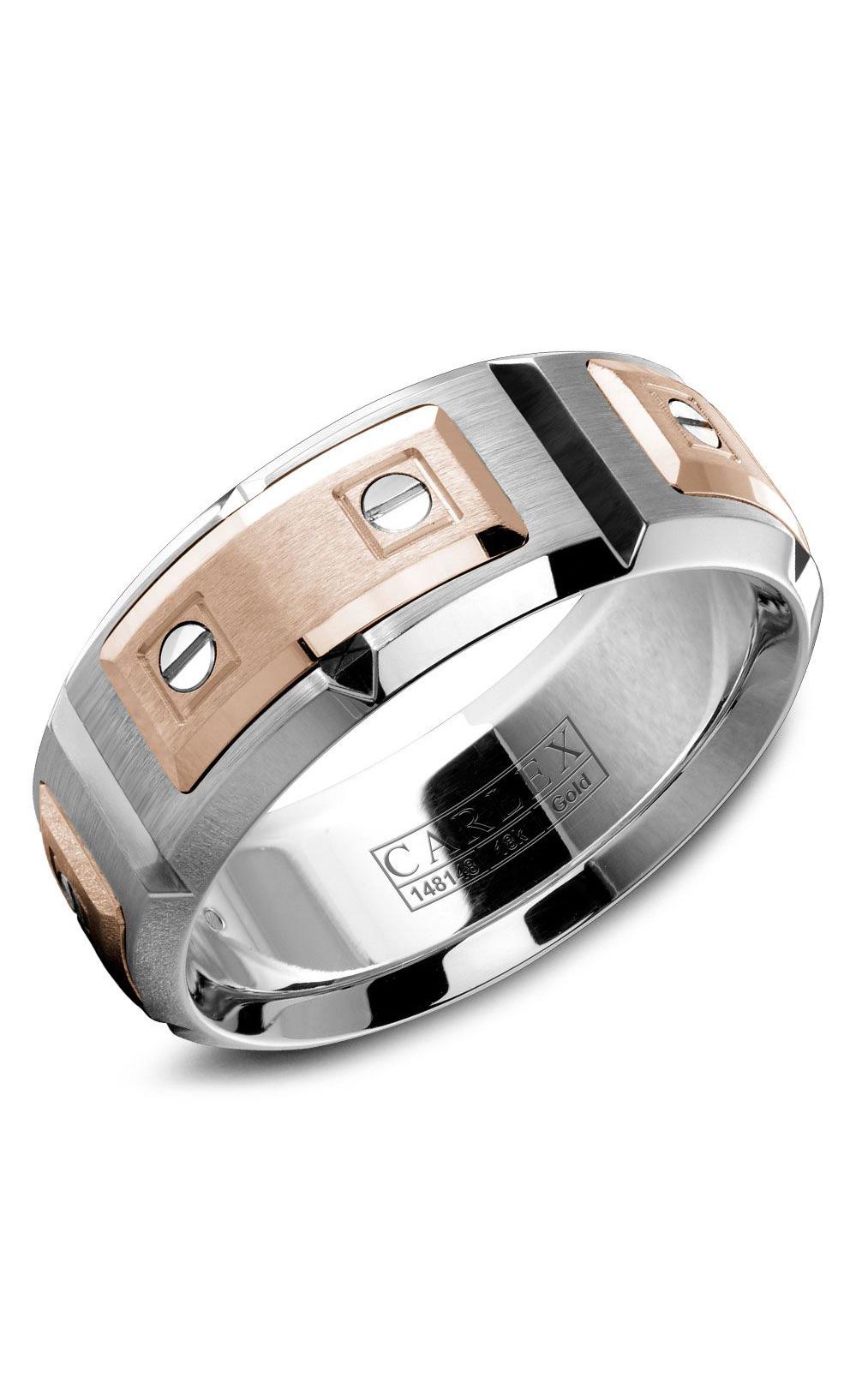 Carlex Sport Men's Wedding Band WB-9852RW product image