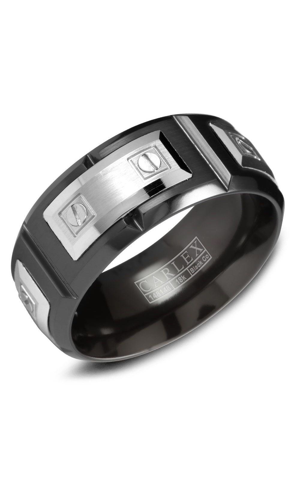 Carlex Sport Men's Wedding Band WB-9854WB product image