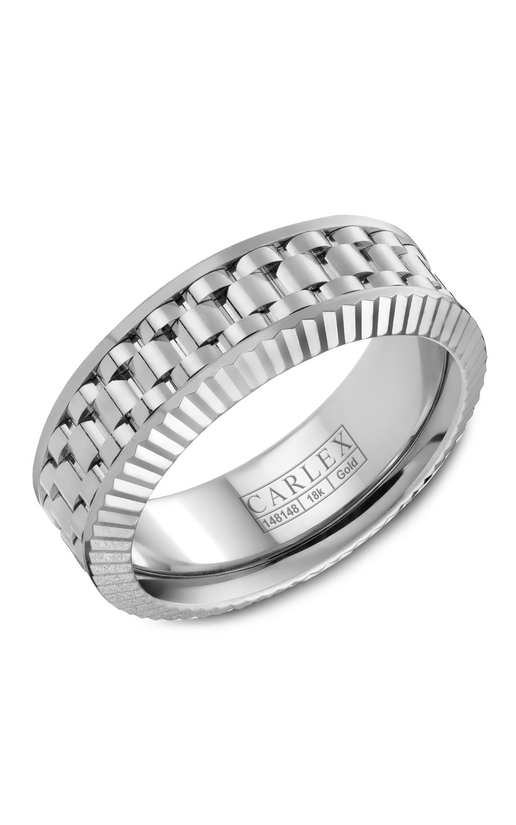 Carlex G3 Men's Wedding Band  CX3-0019WWW product image