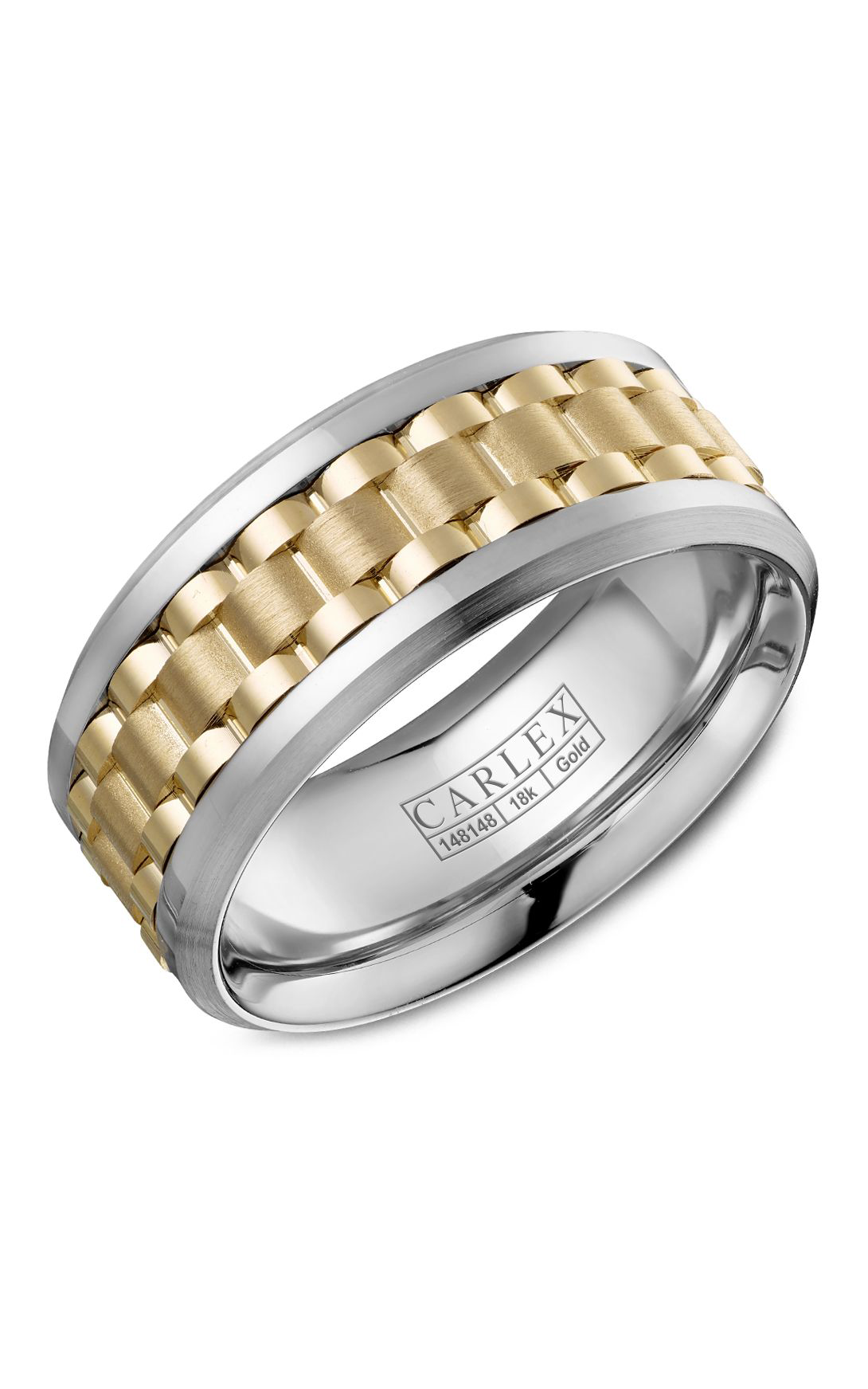 Carlex G3 Men's Wedding Band CX3-0022YYW product image