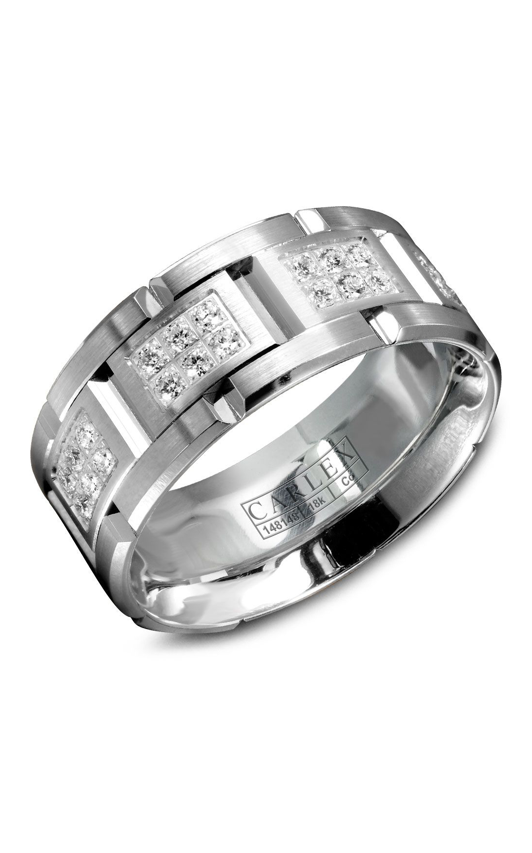 Carlex Sport Men's Wedding Band WB-9155WC product image