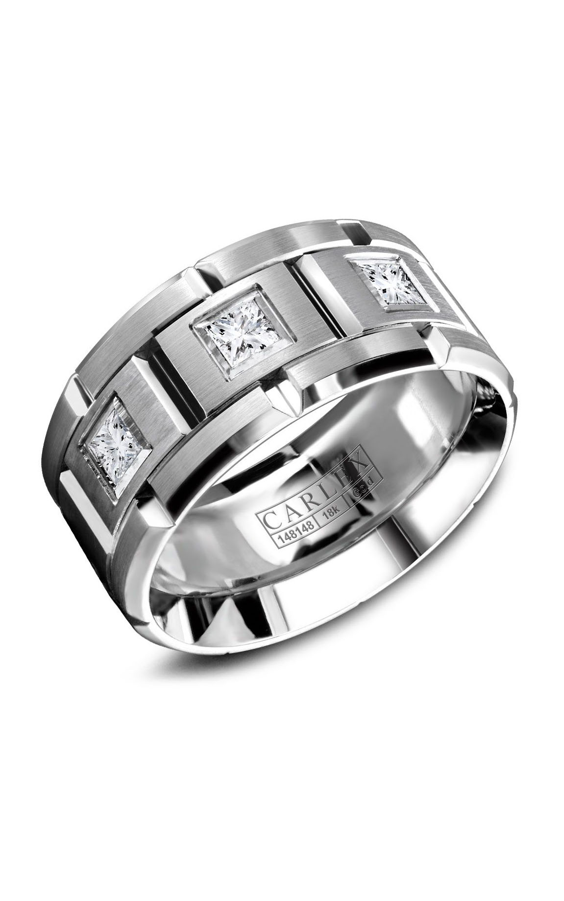 Carlex G1 Men's Wedding Band WB-9482 product image