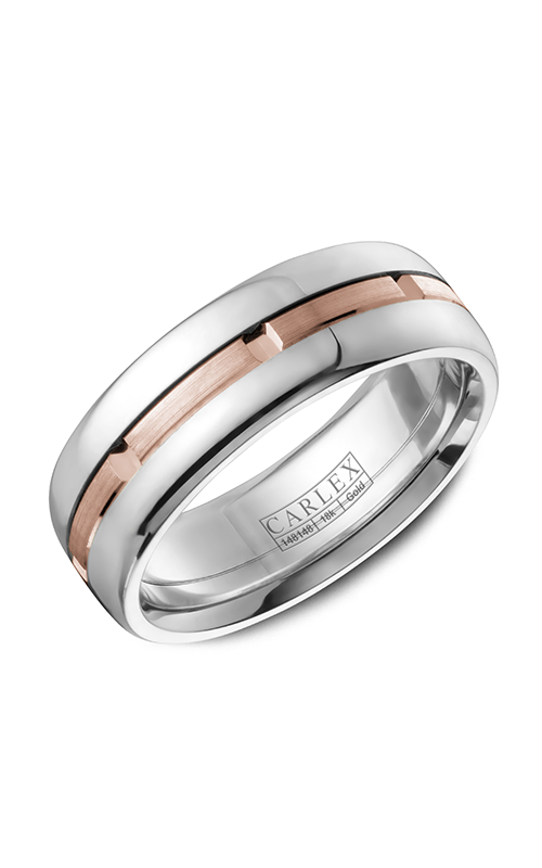 Carlex G1 Men's Wedding Band CX1-0003RW product image