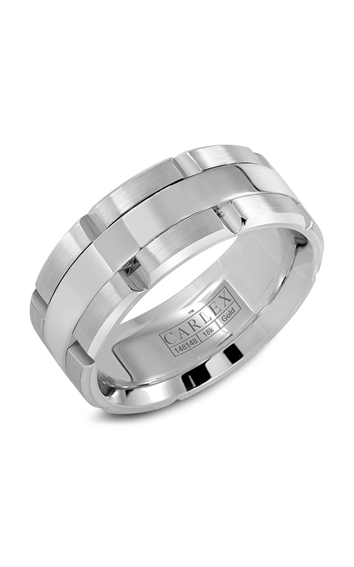 Carlex G1 Men's Wedding Band CX1-0007WW-S product image
