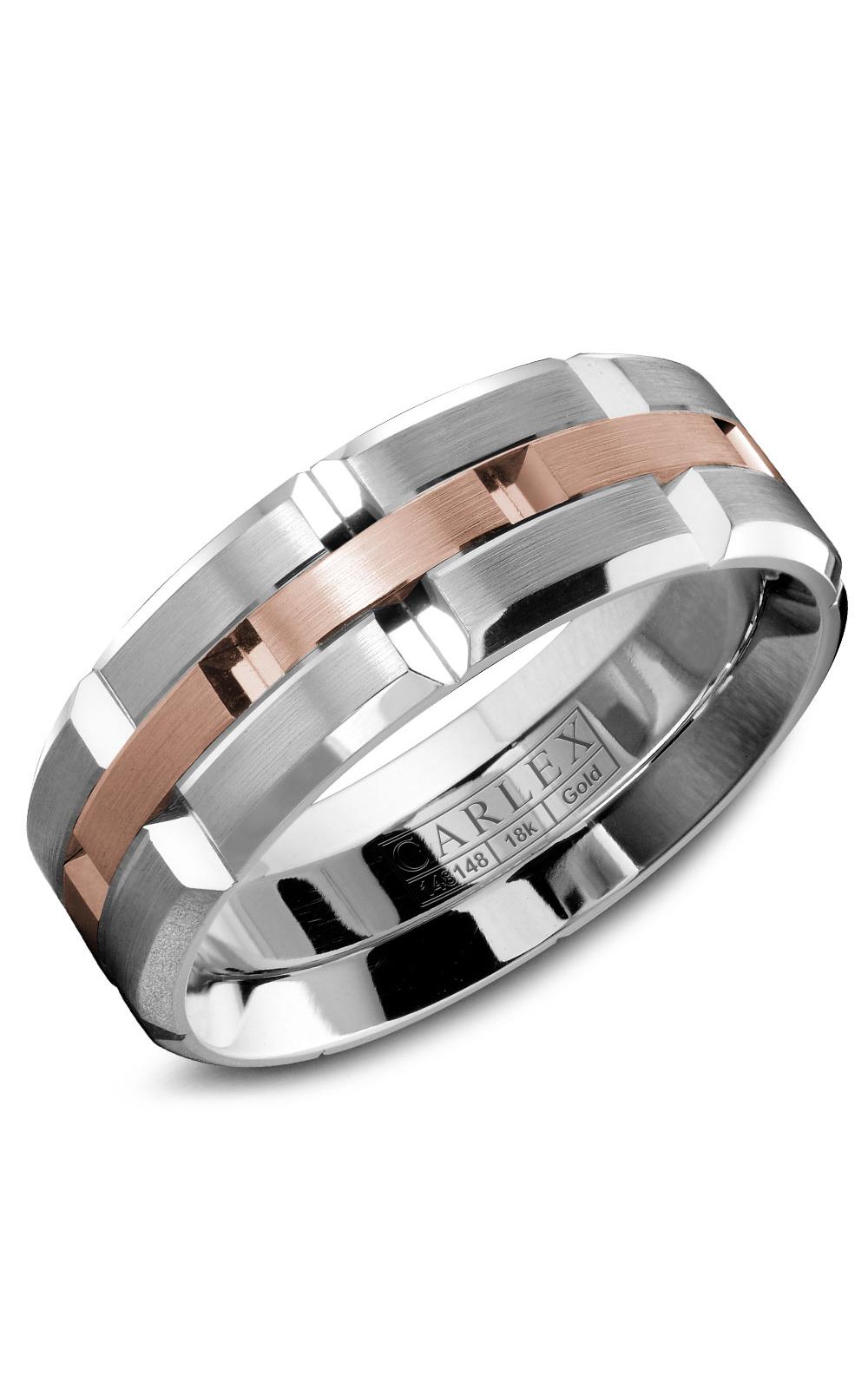 Carlex G1 Men's Wedding Band WB-9146RW product image