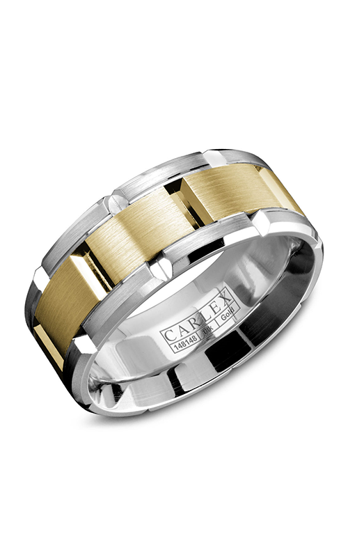 Carlex G1 Men's Wedding Band WB-9167 product image