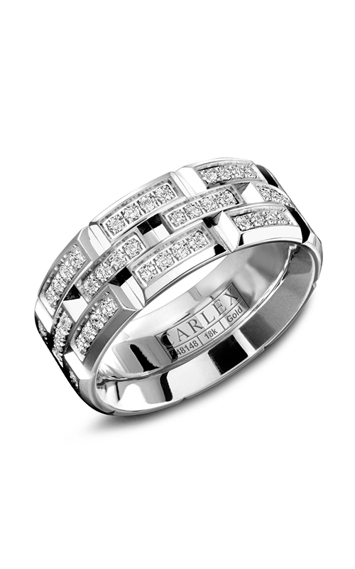 Carlex G1 Women's Wedding Band WB-9318 product image