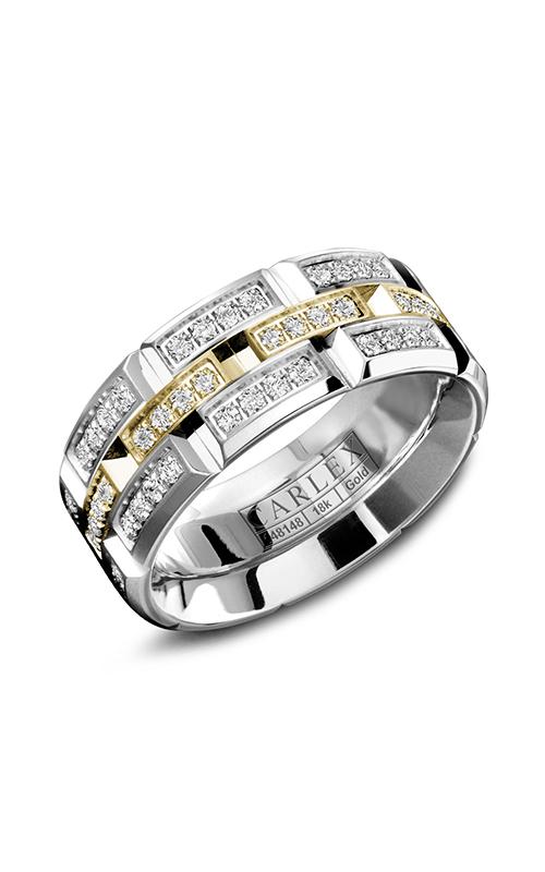 Carlex G1 Women's Wedding Band WB-9318YW product image