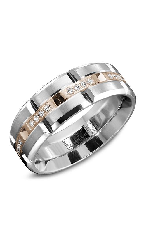 Carlex G1 Men's Wedding Band WB-9320RW product image