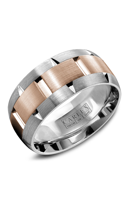 Carlex G1 Men's Wedding Band WB-9463RW product image