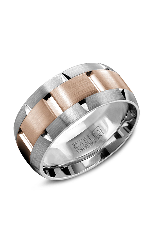 Carlex G1 Women's Wedding Band WB-9463RW product image