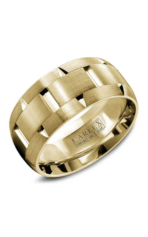 Carlex G1 Men's Wedding Band WB-9463Y product image