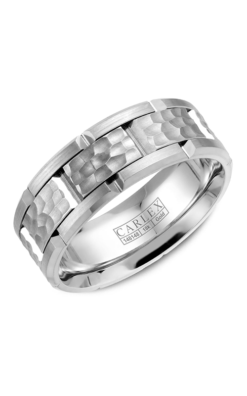 Carlex G1 Men's Wedding Band WB-9487-S product image