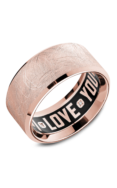 Carlex G4 Men's Wedding Band CX4-0004R product image