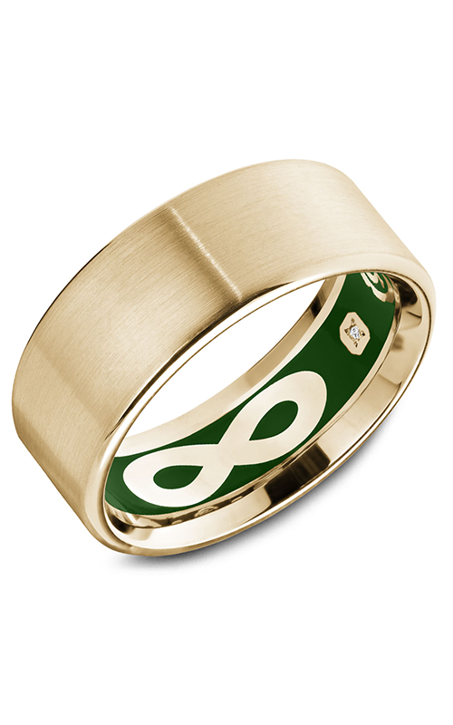 Carlex G4 Men's Wedding Band CX4-0006Y-S product image