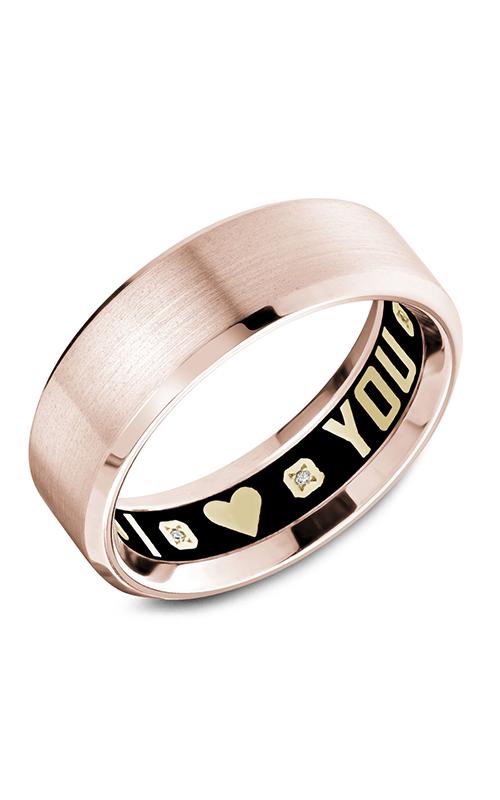 Carlex G4 Men's Wedding Band CX4-0007R product image