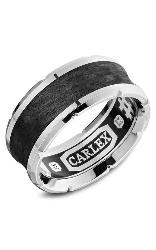 Carlex G4 Men's Wedding Band CX4-0013W-S product image