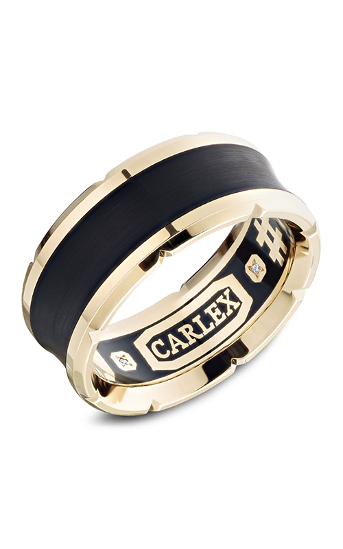 Carlex G4 Men's Wedding Band CX4-0013Y product image