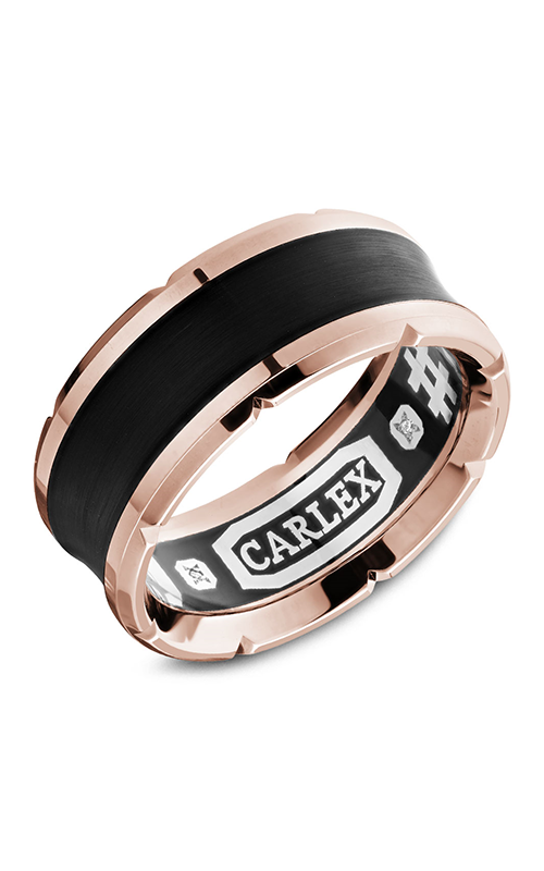 Carlex G4 Men's Wedding Band CX4-0013R-S product image
