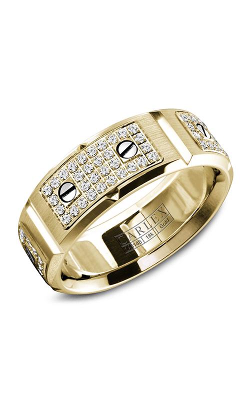 Carlex G2 Men's Wedding Band WB-9585YY product image