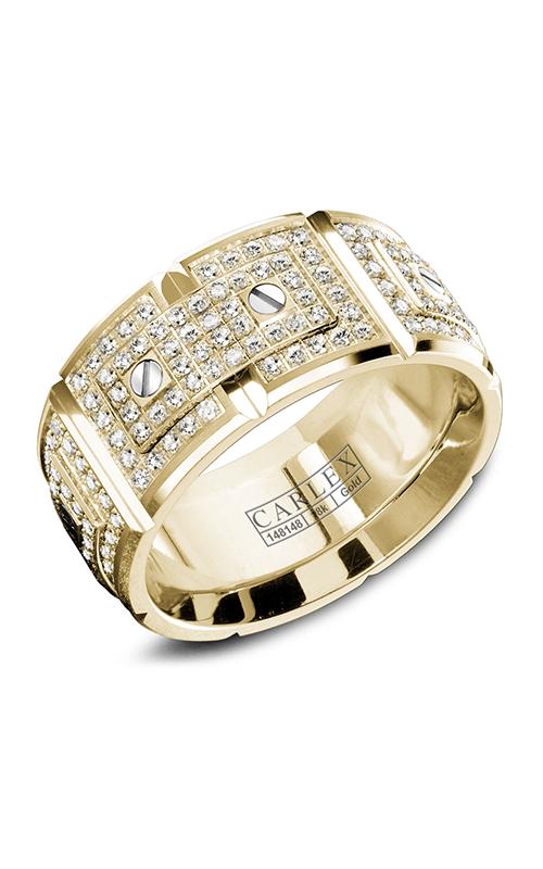 Carlex G2 Men's Wedding Band WB-9797YY product image