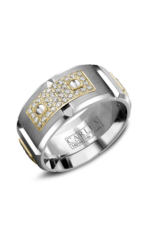 Carlex G2 Women's Wedding Band WB-9799YW product image