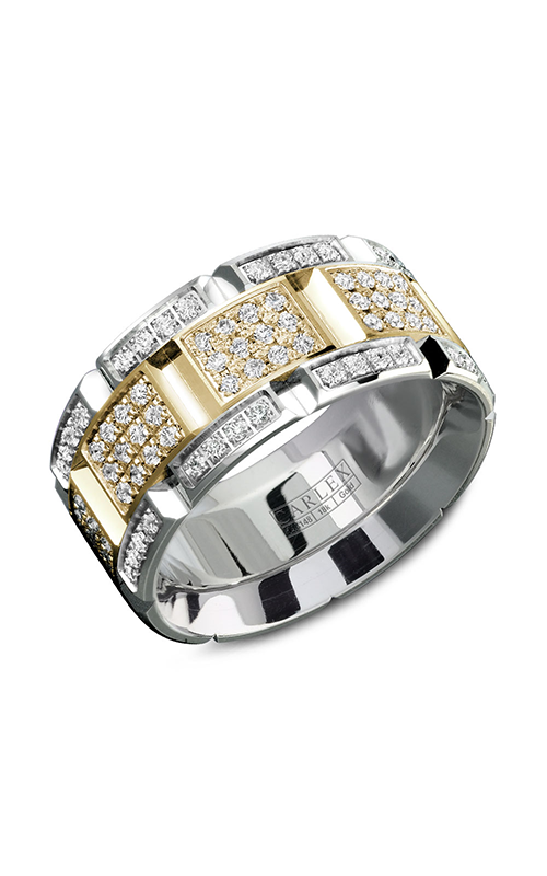 Carlex G1 Women's Wedding Band WB-9228YW product image