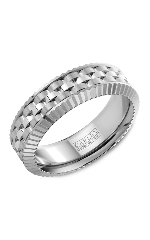 Carlex G3 Men's Wedding Band CX3-0004WWW product image