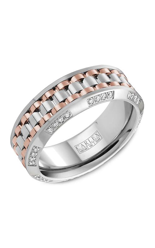Carlex G3 Men's Wedding Band CX3-0011WRW product image