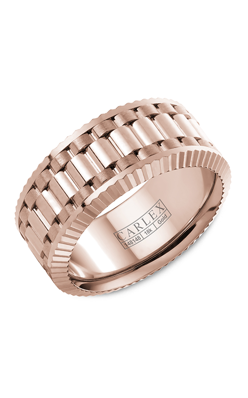 Carlex G3 Men's Wedding Band CX3-0056RRR product image