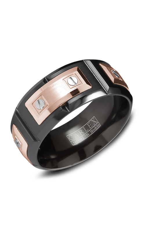 Carlex Sport Men's Wedding Band WB-9854RB product image