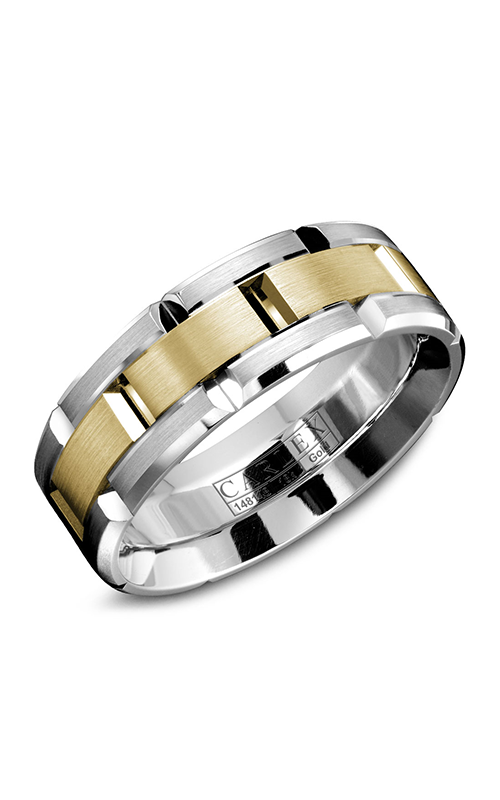 Carlex G1 Men's Wedding Band WB-9316YW product image