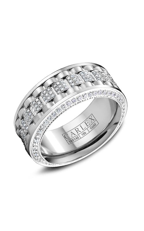 Carlex G3 Men's Wedding Band CX3-0032WWW-S6 product image