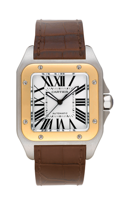 Santos 100 Watch W20072X7 product image
