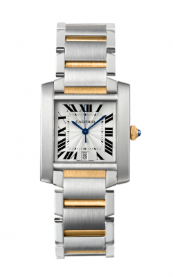 Cartier Tank Française Watch W51005Q4 product image