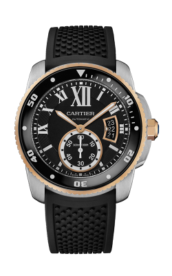 Cartier Calibre De Cartier Diver Watch W7100055 product image