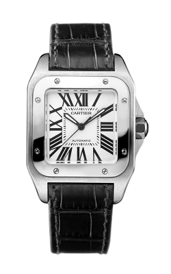 Cartier Santos 100 Watch W20106X8 product image