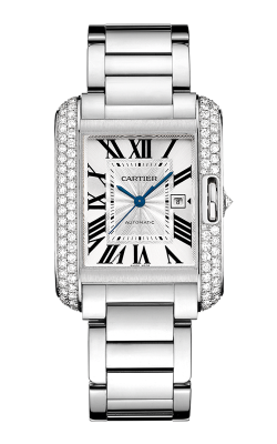 Cartier Tank Anglaise Watch WT100009 product image