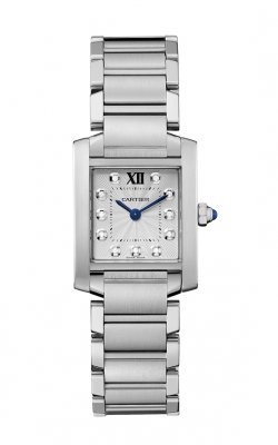 Cartier Tank Française Watch WE110006 product image
