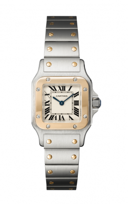 Santos de Cartier Galbée Watch W20012C4 product image
