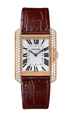 Cartier Tank Anglaise Watch WT100029 product image