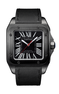 Cartier Santos 100 Watch WSSA0006 product image