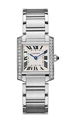 Cartier Tank Française Watch W4TA0009 product image