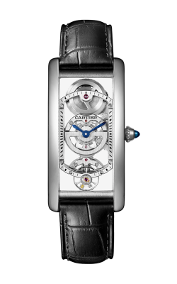 Cartier Tank Cintrée Watch WHTA0009 product image