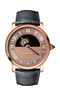 Rotonde De Cartier Mysterious Movement Watch WHRO0042 product image