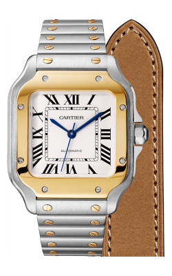 Cartier Santos de Cartier Watch W2SA0007 product image