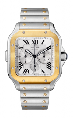 Cartier Santos De Cartier Watch W2SA0008 product image