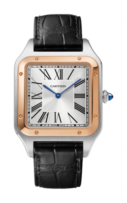 Cartier Santos Dumont Watch W2SA0017 product image