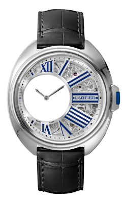 Clé De Cartier Mysterious Hour Watch WHCL0003 product image